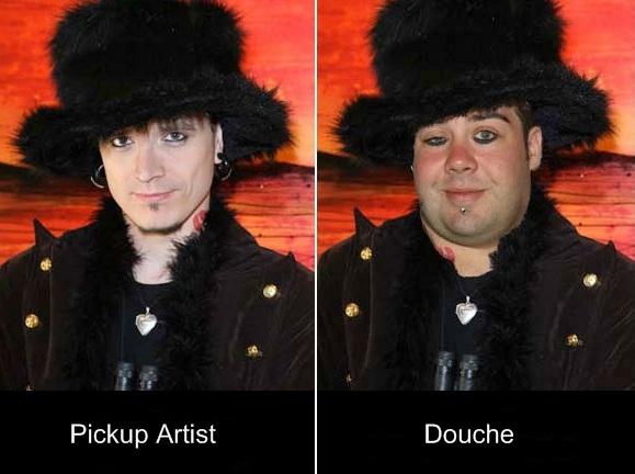 pickup artist blog